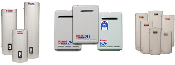 Rinnai Hot Water Systems